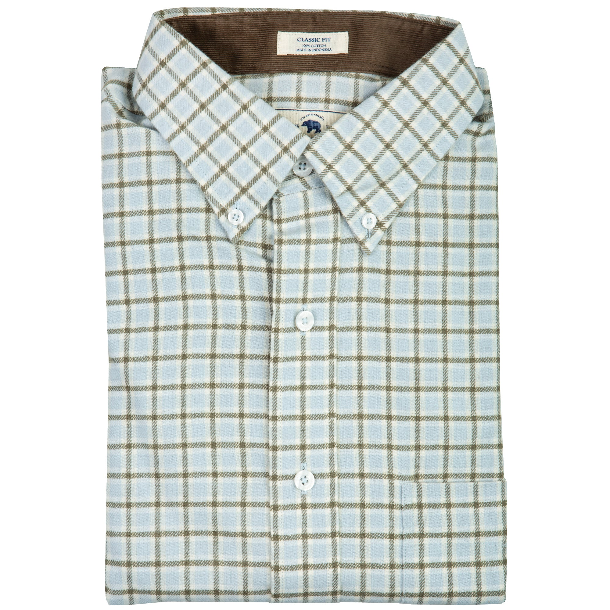 Bluff Classic Fit Flannel