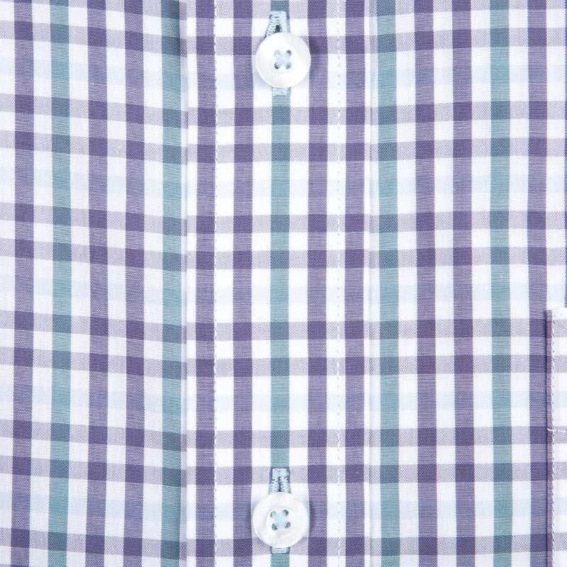 Maple Tailored Fit Button Down