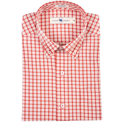 Satilla Tailored Fit Performance Button Down - OnwardReserve