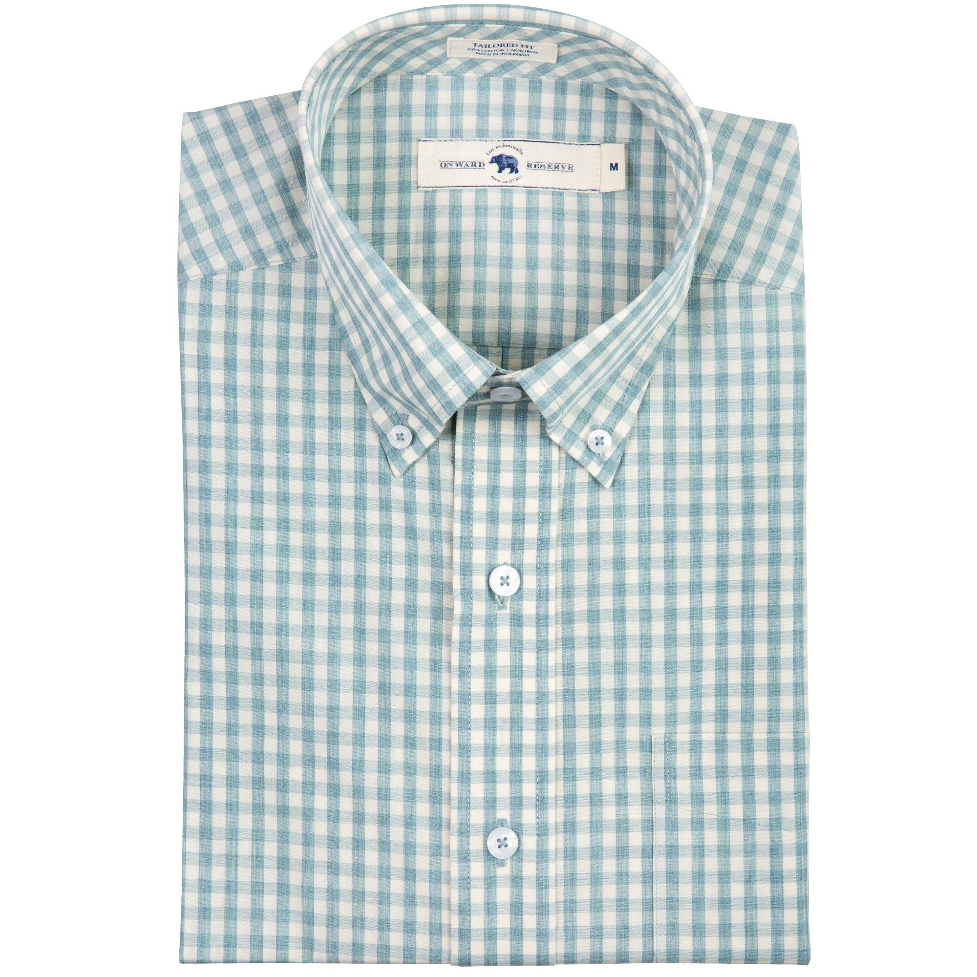 Field Tailored Fit Button Down - OnwardReserve