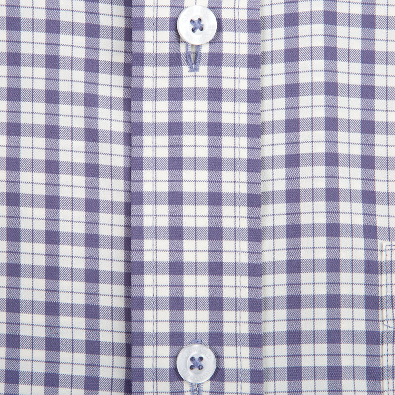 Clay Tailored Fit Performance Button Down
