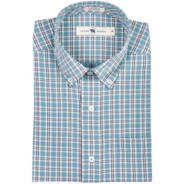 Howard Tailored Fit Performance Button Down