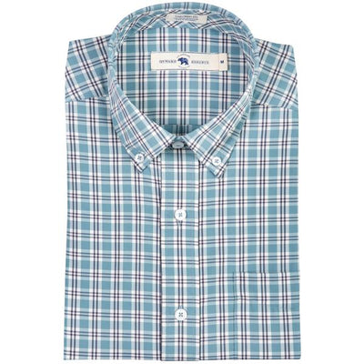 Howard Tailored Fit Performance Button Down - OnwardReserve
