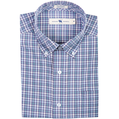 Riverside Tailored Fit Performance Button Down - OnwardReserve
