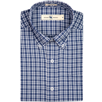 Habersham Tailored Fit Performance Button Down