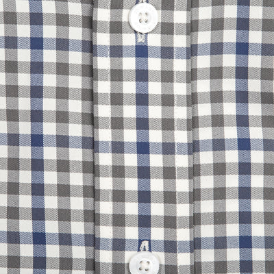 Wesley Tailored Fit Performance Button Down