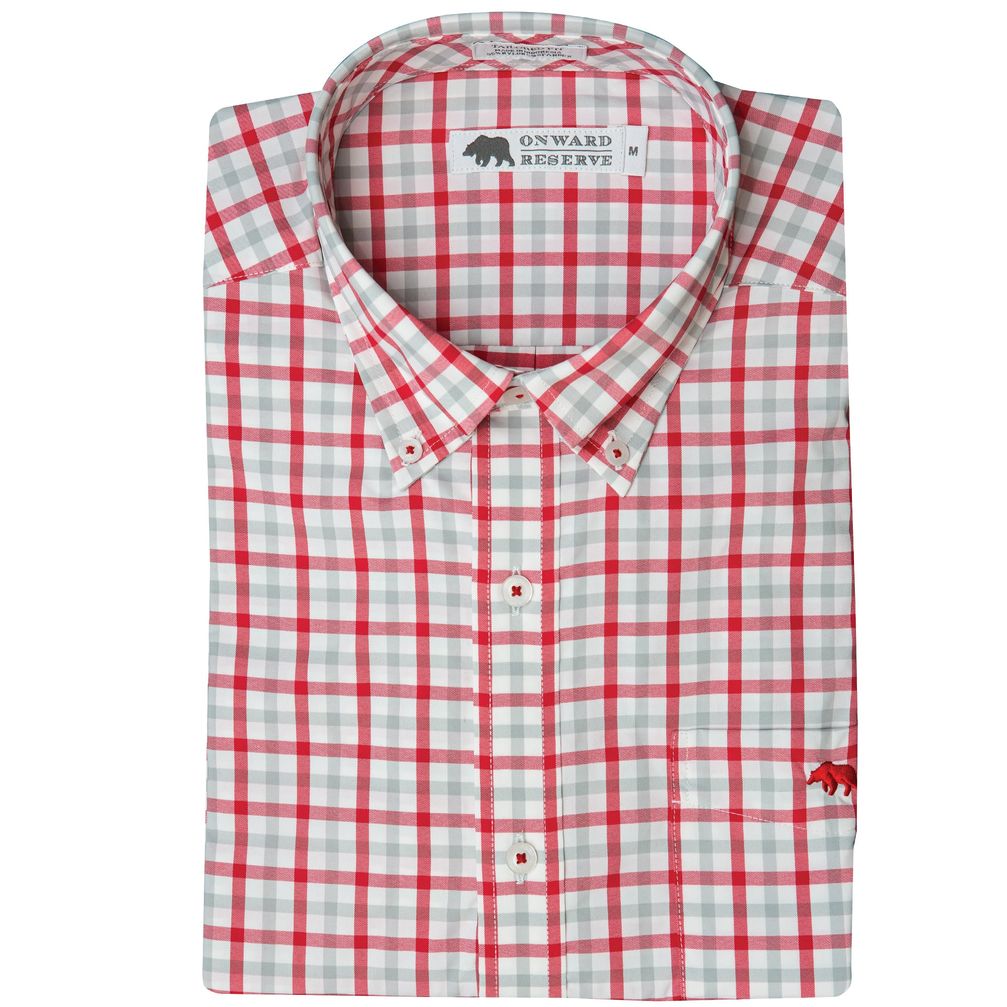Gameday Tailored Fit Performance Button Down