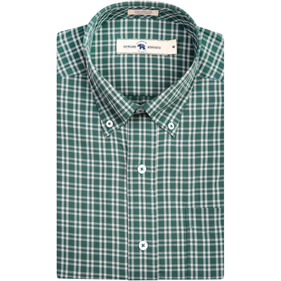 Irby Tailored Fit Performance Button Down