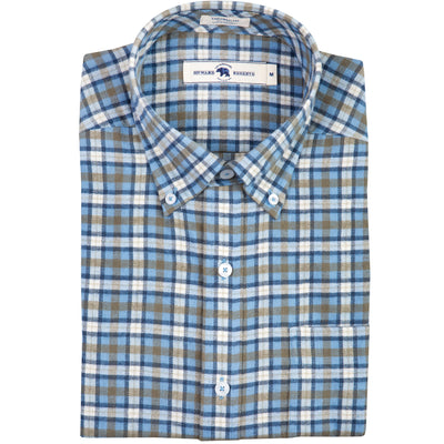Loblolly Tailored Fit Flannel - OnwardReserve