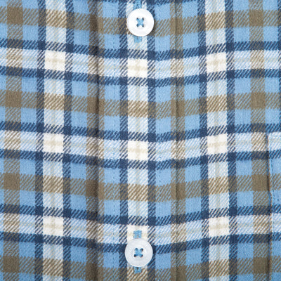 Loblolly Tailored Fit Flannel