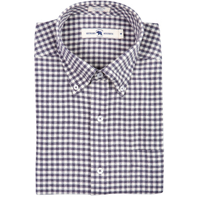 Glynn Tailored Fit Flannel - OnwardReserve