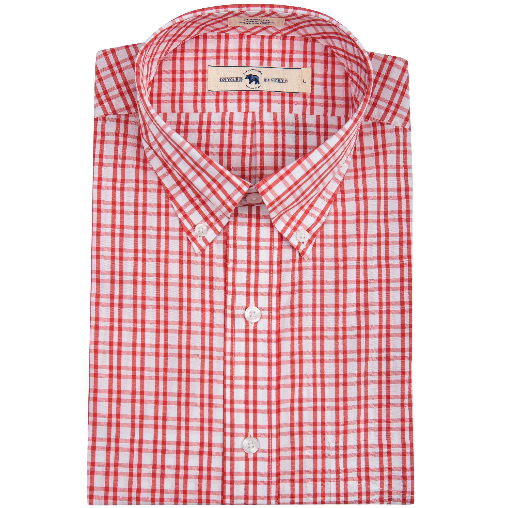 Mirada Classic Fit Button Down - OnwardReserve