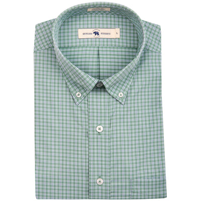 Spruce Classic Fit Performance Button Down - OnwardReserve