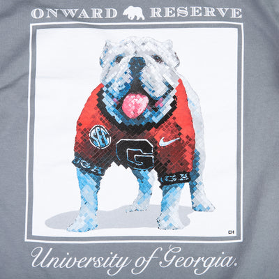 Charlie Hanavich UGA Long Sleeve Tee - OnwardReserve