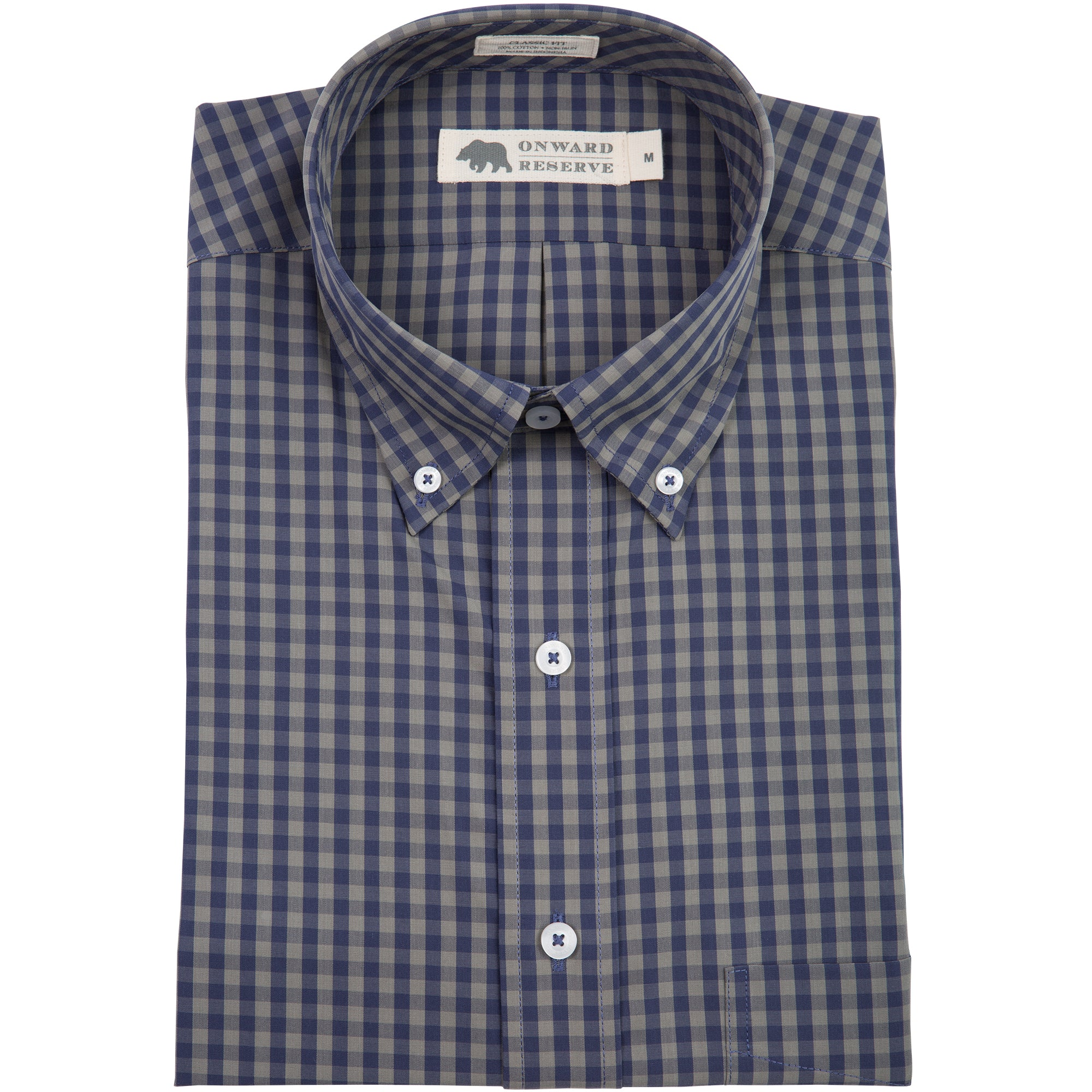 West End Classic Fit Button Down - Onward Reserve