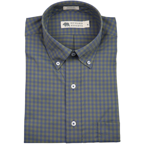 Porter Classic Fit Performance Button Down