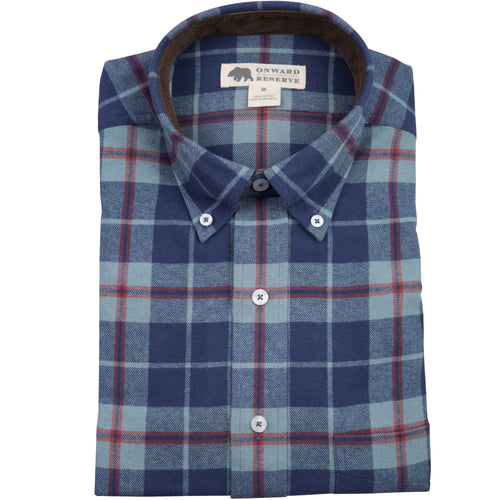 Yount Classic Fit Flannel - Onward Reserve