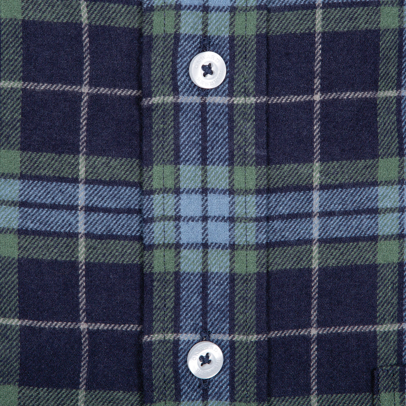 Grant Classic Fit Flannel