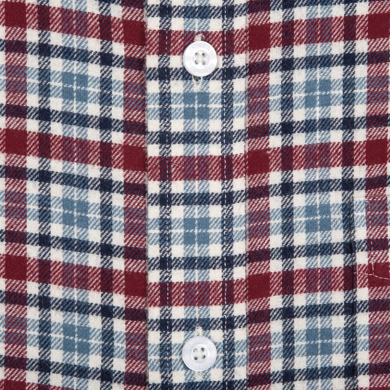 Raymond Tailored Fit Flannel