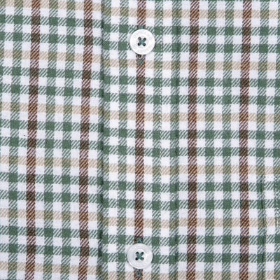 Andre Tailored Fit Flannel