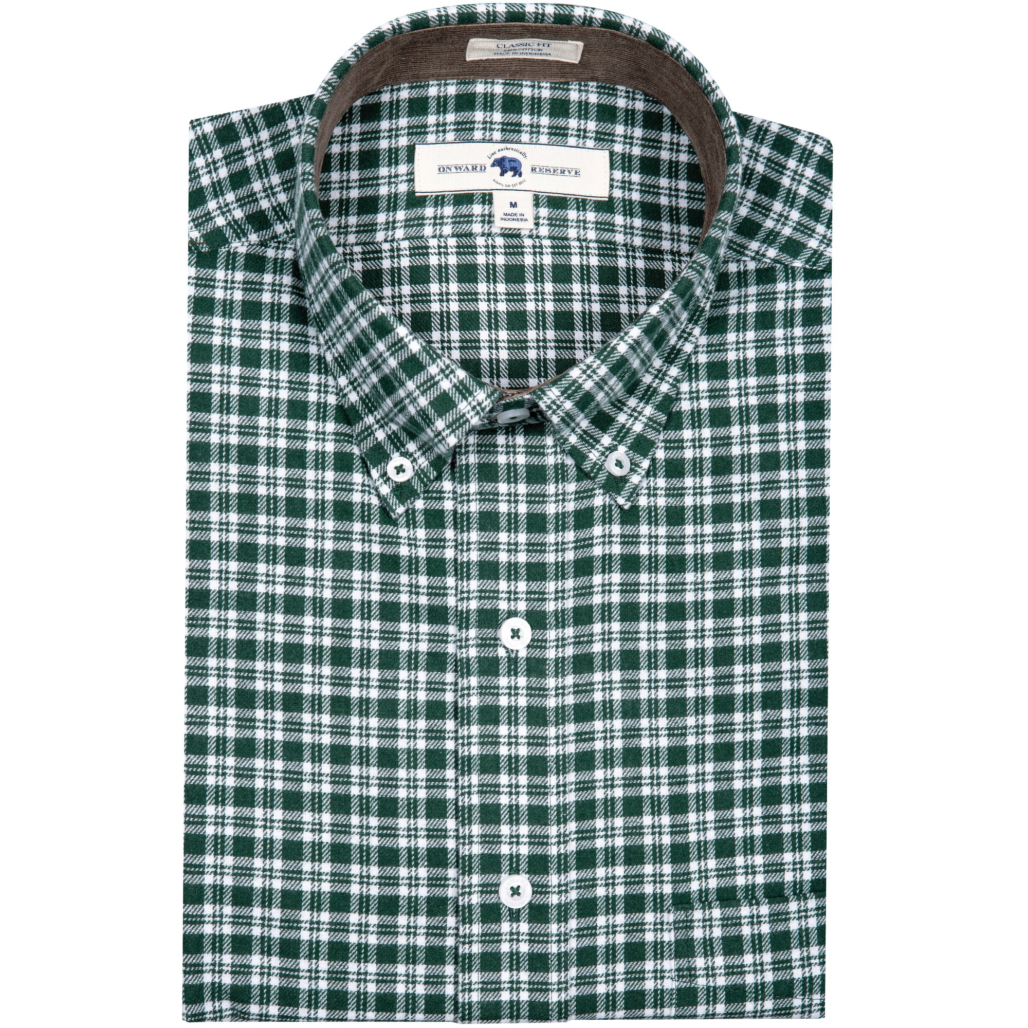 Ansley Classic Fit Flannel