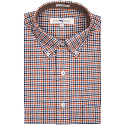 Carter Classic Fit Flannel