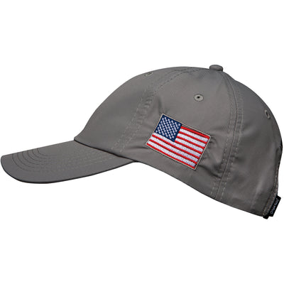 American Flag Logo Performance Hat