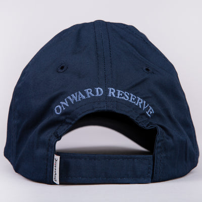 Stamp Logo Lightweight Cotton Hat - OnwardReserve