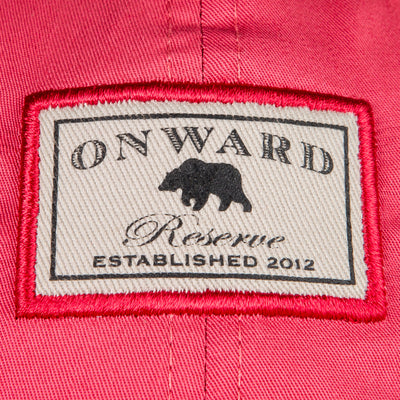 Vintage Label Lightweight Cotton Hat - OnwardReserve