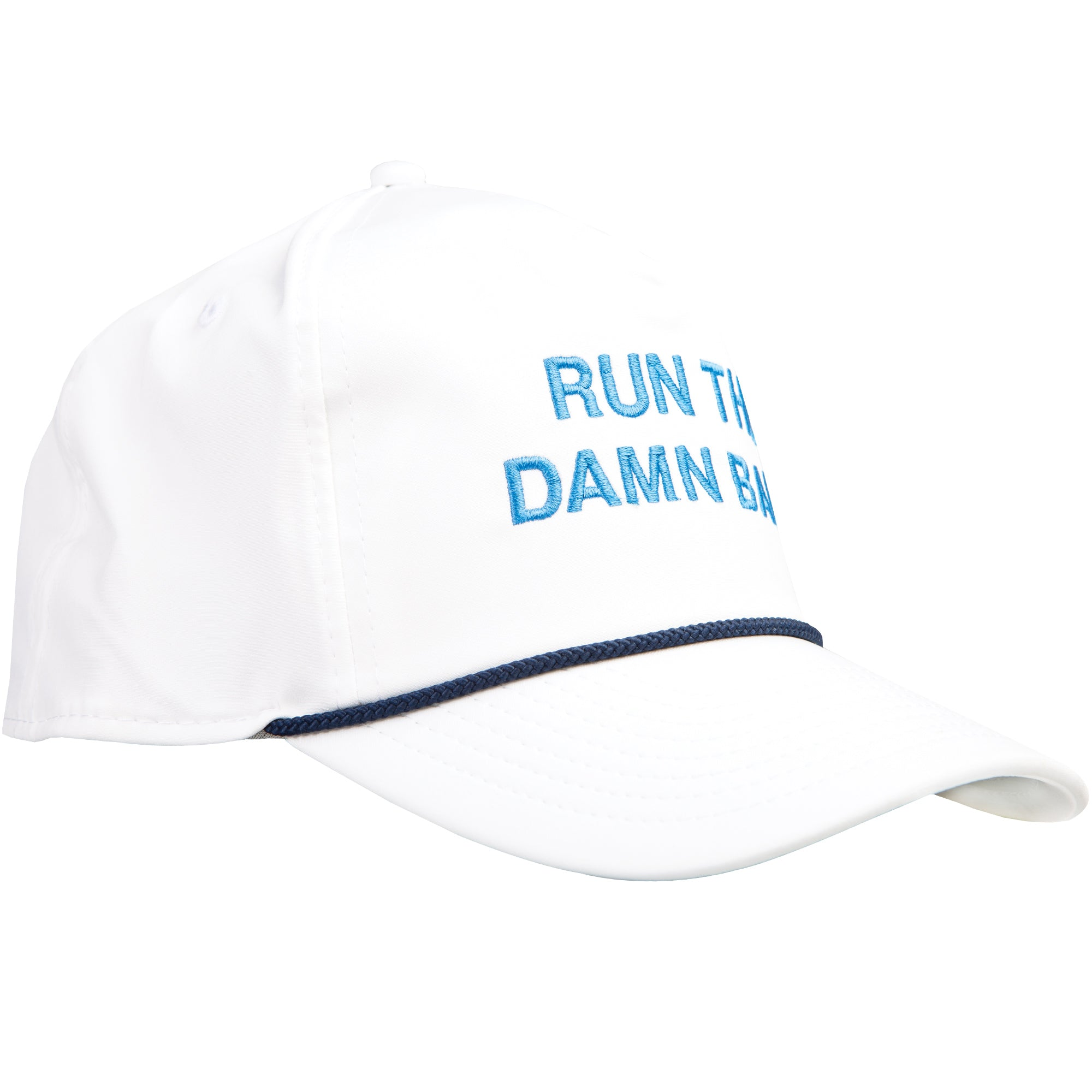 Tennessee Run The Damn Ball Rope Hat - OnwardReserve