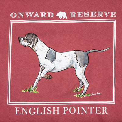 Pointer Short Sleeve Tee