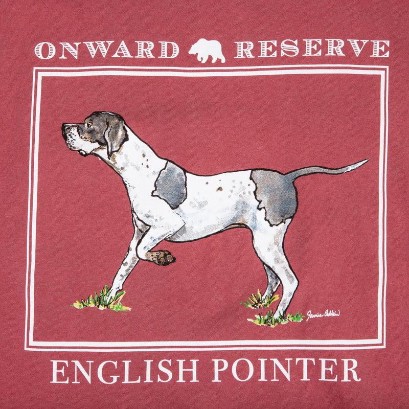 Pointer Short Sleeve Tee - OnwardReserve