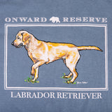 Yellow Lab Short Sleeve Tee
