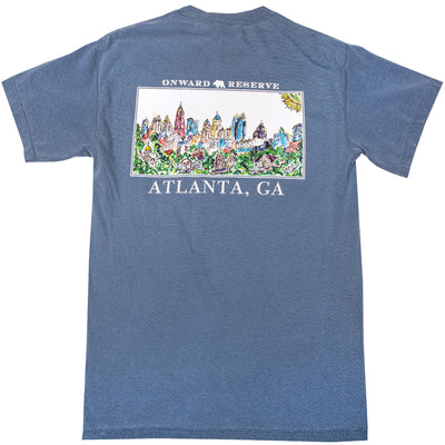 Atlanta Skyline Short Sleeve Tee - OnwardReserve