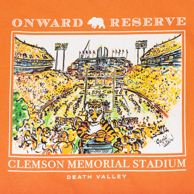 Jamie Calkin Death Valley Stadium SS Tee