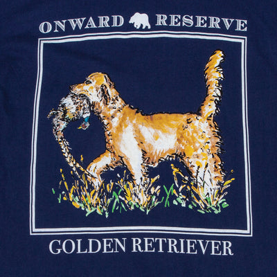 Golden Retriever Short Sleeve Tee - OnwardReserve
