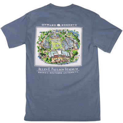 Paulson Stadium Short Sleeve Tee - OnwardReserve