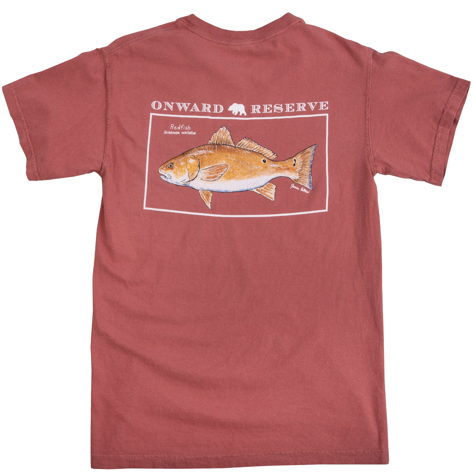 Redfish Tee - OnwardReserve