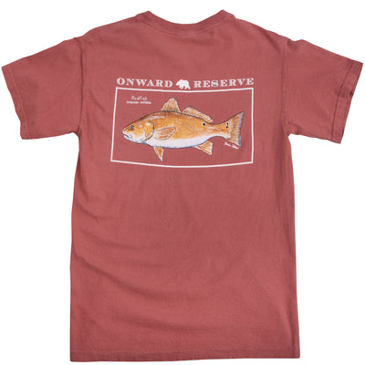 Redfish Tee - Onward Reserve