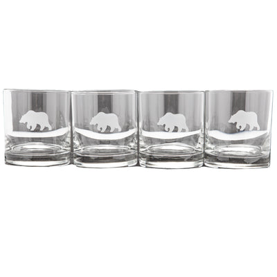 Onward Reserve Etched Highball Glasses