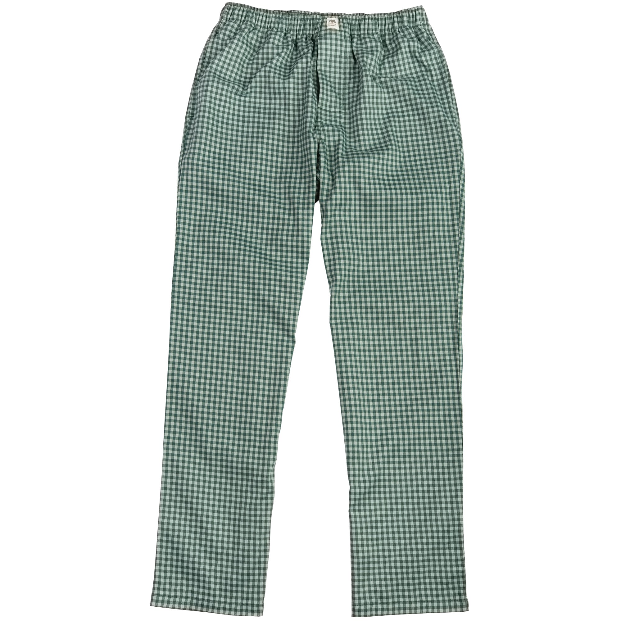 Gingham Pajama Pants - OnwardReserve