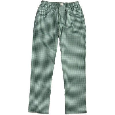 Gingham Pajama Pants