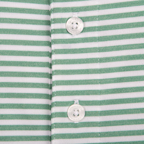 Birdie Stripe Performance Polo