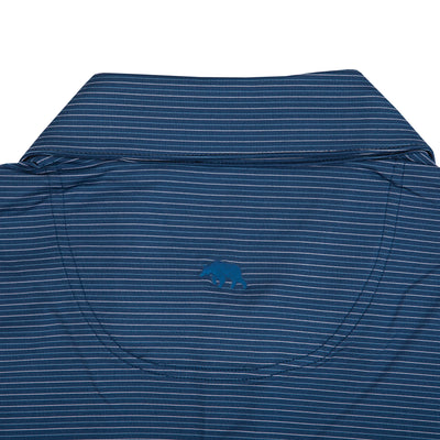 Tour Stripe Performance Polo - OnwardReserve
