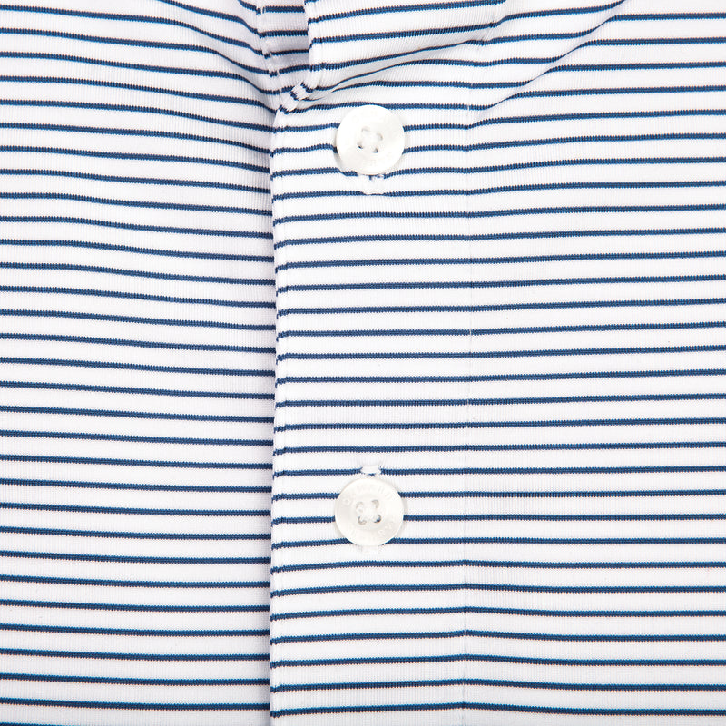 Birdie Stripe Georgia Southern Polo - OnwardReserve