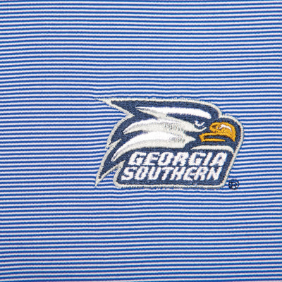 Hairline Stripe Georgia Southern Polo - OnwardReserve