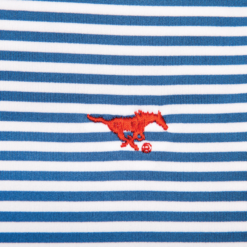 Pro Stripe SMU Polo - OnwardReserve