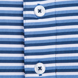 Triple Stripe Performance Polo