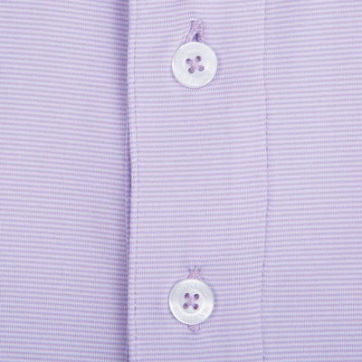 Hairline Stripe Performance Polo Lilac - OnwardReserve