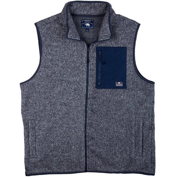 Heather Fleece Vest - Onward Reserve
